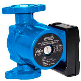 Power-Flo® Wet Rotor Circulator Pumps