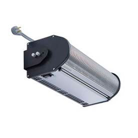 Berner Drive Thru Unit 3 Series Air Curtain