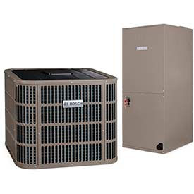Bosch Inverter Central Air Conditioning Systems