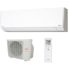 Fujitsu Halcyon Ductless Split Systems