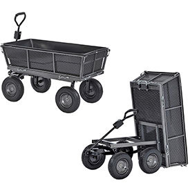 Sandusky® Dump Carts