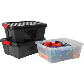 Quantum Heavy Duty Latch Containers