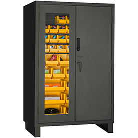 Access Control Bin Cabinets With Electronic Lock
