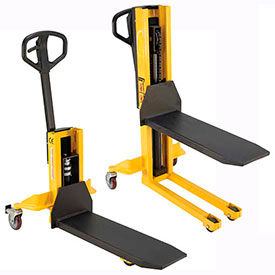 Vestil Single Fork Pallet Lift Trucks
