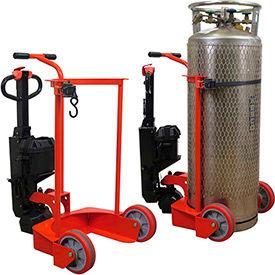 Wesco® Power Drive Liquid Cylinder Truck
