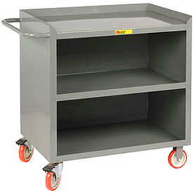 Mobile Open-Front Service Bench Cabinets