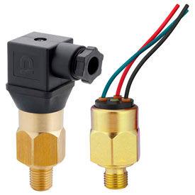 PVS Sensors, Vacuum Switches, Brass Housing