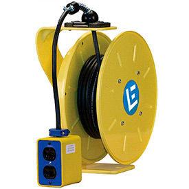 Lind Equipment Power & Light Cord Reels
