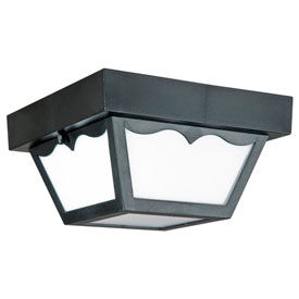 Outdoor LED Ceiling Mount Fixtures