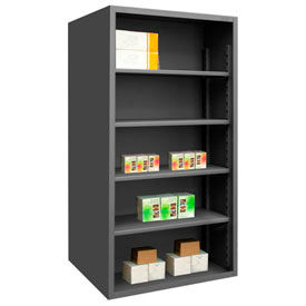Durham Heavy Duty Welded Closed Shelving