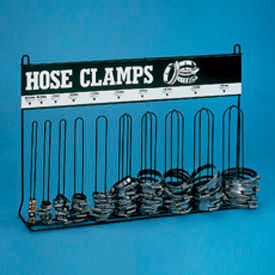 Durham Hose Clamp Racks