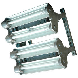 Explosion Proof Light Fixtures With Emergency Ballast Backup