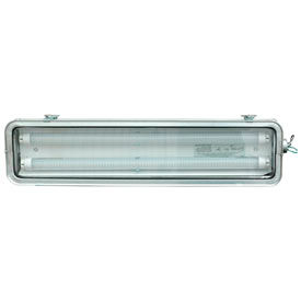 Hazardous Location Light Fixtures With Emergency Backup