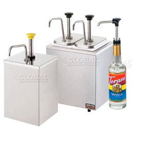 Condiment Pumps & Dispensers