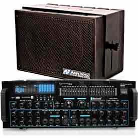 PA Audio Equipment & Components