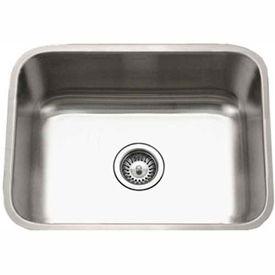 Single Bowl Undermount Kitchen Sinks
