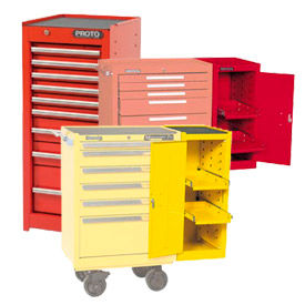 Side Cabinets, Lockers & Add-ons