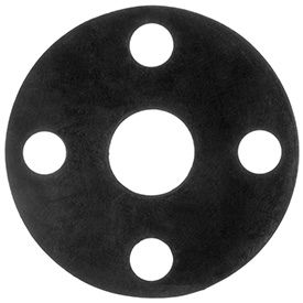 Water and Steam Resistant EPDM Full Face Gaskets