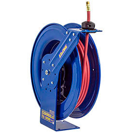 Slow Rewind Safety Spring Retractable Hose Reels