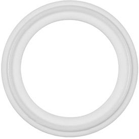 Ultra Chemical Resistant FDA Teflon Envelope Gasket with EPDM Core