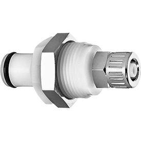Bulkhead Plug to Compression End