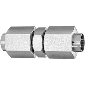 Straight Connector - Tube to Tube