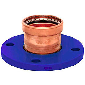 Copper Press Flanges