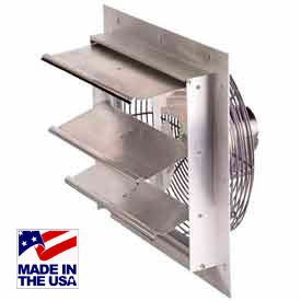 Air-Flo Low Leakage Shutter Mount Exhaust Fans