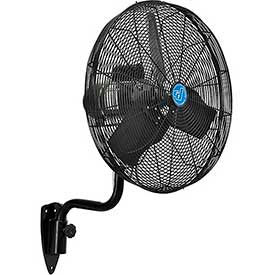 CD® Premium Oscillating Industrial Wall Mount Fans