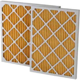Filtration MFG MERV 11 Extended Surface Pleated Air Filters