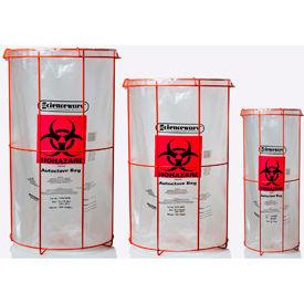 Biohazard Waste Bag Holders