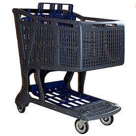 IPT Plastic Shopping Cart