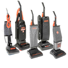 Hoover® Upright Commercial Vacuum Cleaners