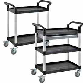 High Capacity Utility Carts - Aluminum Uprights