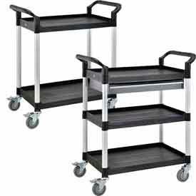 High Capacity Utility Carts - Aluminum Uprights
