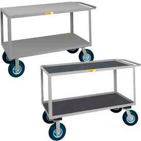 2 & 3 Shelf Instrument Carts w/Steel Shelves
