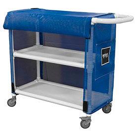 Royal Basket PVC Linen Cart