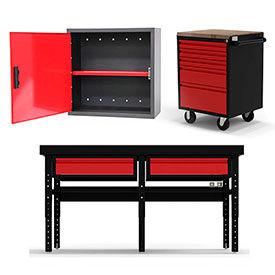 Valleycraft Collectors Edition Garage Series Components