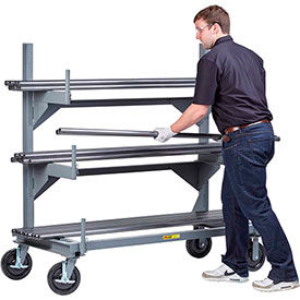 Brennan Mobile Cantilever Bar Racks