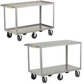Brennan 6-Wheeled Heavy Duty Shelf Truck