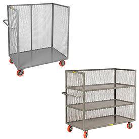 3-Sided Mesh Panel Bulk Trucks