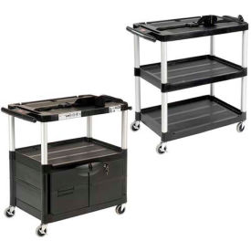 Rubbermaid Audio Visual Carts