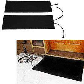 Powerblanket Industrial and Residential Snow Melting Mats