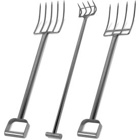 Food Handling Forks and Rakes