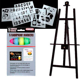 Menu Board Markers and Accessories