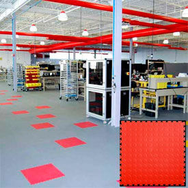Lock-Tile® PVC Floor Tiles With Duro-Xtreme® Technology