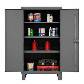 Global™ Heavy Duty 12 Gauge Storage Cabinets