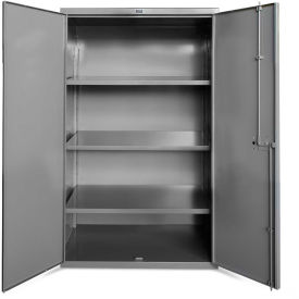 Heavy Duty Lockable Storage Cabinets Global Industrial