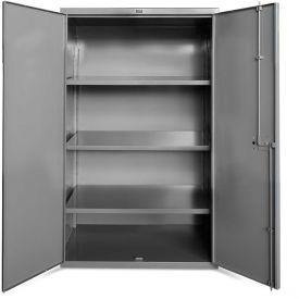 Global™ Heavy Duty Storage Cabinets - 16 Gauge
