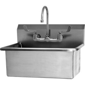 Sani-Lav® Stainless Steel Scrub Sinks